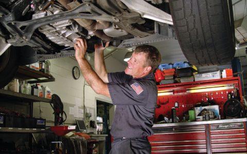 Steering & Supension