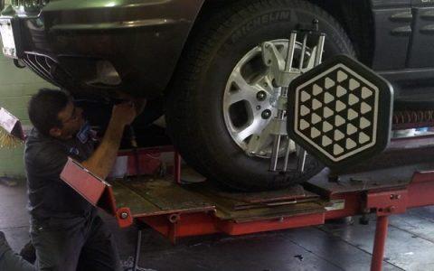 Wheel Alighment